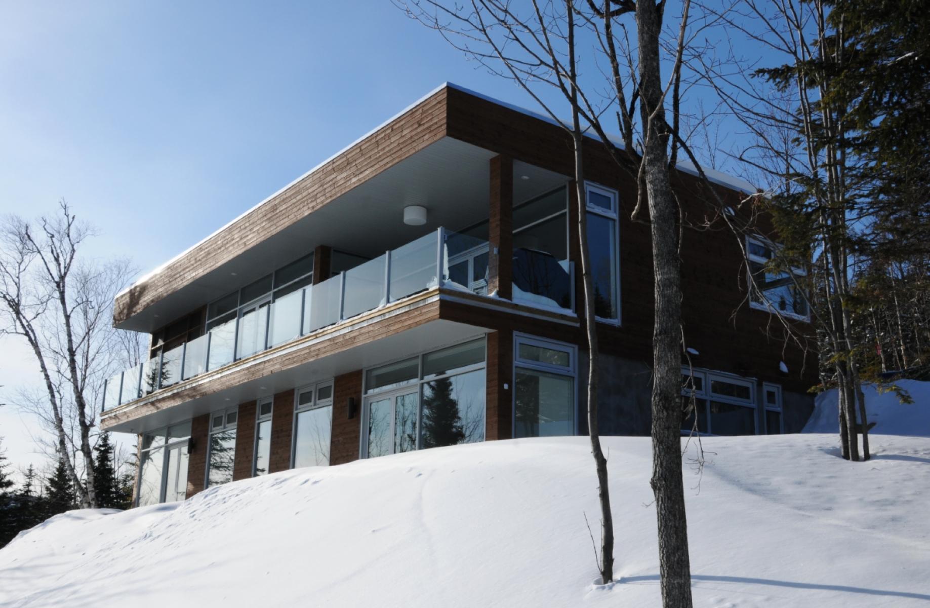 Cottage Le 46 | Cottage rental Charlevoix