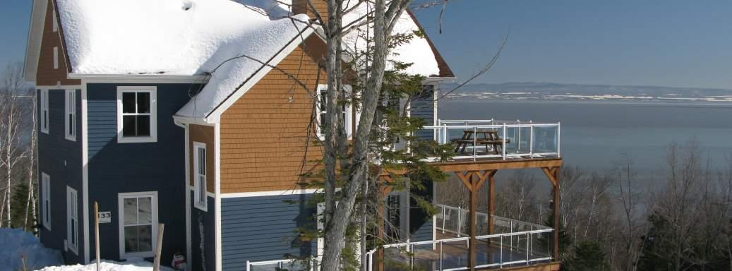 Cottage Chalet Ski Nature | Cottage rental Charlevoix