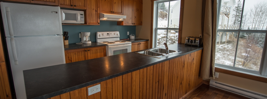 Kitchen Charlevoix