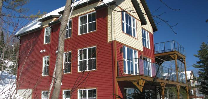 Condo Ski Nature, 3 condos together!