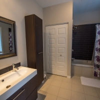 1st floor bathroom from renting cottage